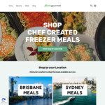 [NSW, QLD] 7 Frozen Meals for $27 @ Gate Gourmet (Pickup at Sydney / Brisbane Airport)