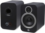 Q Acoustics 3030i Bookshelf Speakers Pair (Walnut, Black) - $699 Delivered (RRP $999; Last Sold $888) @ RIO Sound and Vision