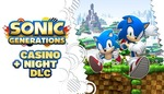 [PC] Sonic Generations Collection + Casino Night DLC $1.19 (Was $23.99) @ Humble Bundle