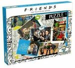 [eBay Plus] Friends Scrapbook 1000 Piece Jigsaw Puzzle $9 Delivered (Was $43.95) @ The Gamesmen eBay