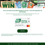 Win a $50 Mastercard or Woolworths Voucher from Ferrero Australia (Purchase Any Tic Tac Product)