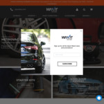 15% off CarPro Products @ WaxIt