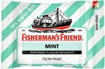 [Backorder] Fisherman's Friend Peppermint Flavour Fresh Mints $1.65 + Delivery ($0 with Prime/ $39 Order) @ Amazon