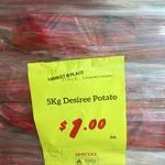 [VIC] 5kg Desiree Potato $1 @ Market Place Fresh (Oakleigh Central)