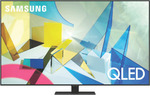 "Samsung Q80T 85"" Q80T 4K UHD SMART QLED TV $4263.60 + Delivery (Free C&C) @ The Good Guys eBay"