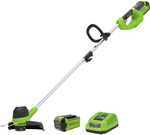 Greenworks 40v Li-Ion Cordless Garden String Trimmer Kit (Including 2ah Battery and Fast Charger) $219.98 Shipped @ CostcoOnline