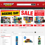 Additional 5% off Click & Collect for Supercheap Auto Members