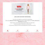 Win a $500 Wardrobe with Roxanne Fashions