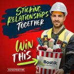 Win 2x Gold Class Experience Vouchers, Flower Delivery, $200 Uber Eats Voucher (Worth $499) from Bostik