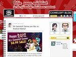Gameloft New Years Games Sale - All Games $0.99 on Android Market