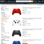 Xbox Series X/S Wireless Controller $78 Delivered @ Amazon AU