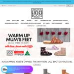 25% off Sitewide + $9.95 Postage ($19.95 Express, $0 C&C Braeside) @ Original UGG Boots
