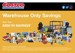 iTunes $50 Gift Card for $41.99 at Costco (Membership Required)
