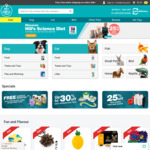 $20 off First Order (Minimum $60 Spend, Order Must Contain Pet Food, Free Metro Shipping with $49 Spend) @ Pet Circle