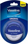 Vaseline Lip Therapy Original, 20g $1 (RRP $5) + Delivery ($0 with Prime/ $39 Spend) @ Amazon AU