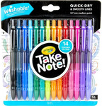 Crayola Take Note! Washable Gel Pens 14-Pack $6.95 + Delivery @ Smooth Sales