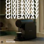 Win a Morning Machine Coffee Machine (Worth $499) from Coffee Fixation