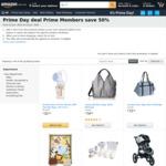 [Prime] Baby Jogger Summit X3 Stroller Black $359.50 Delivered @ Amazon AU