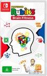 [Switch] Professor Rubik's Brain Fitness $23 + Delivery ($0 with Prime/ $39 Spend) @ Amazon AU