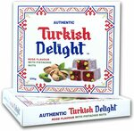 Authentic Turkish Delight - Pistachio Nuts, 250g $7.88 + Delivery ($0 with Prime/ $39 Spend) @ Amazon AU