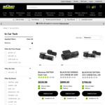 25% off BlackVue Dash Cams: DR750X-2CH-PLUS $471.75, 25% off Uniden UHF, 30% off Penrite Oil & SuperCharge Batteries @ Autobarn