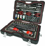 ToolPRO Tool Kit 198 Pieces $198 (Was $349) @ Supercheap Auto