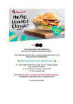 Loaded Classic with 1 Side - $13 Takeaway or $14 Delivered @ Nando's