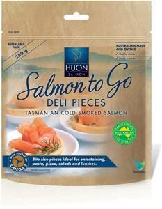 Huon Tasmanian Smoked Salmon - $28 Per Kilo @ Woolworths
