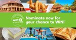 Win $2,000 Wotif Travel Credit from Expedia