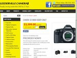 Canon EOS 5D Mark III Australian Stock $3,599 at Leederville Cameras / Pricematched at JB
