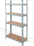 4-Shelf Adjustable Shelving Unit $25.98 Shipped (1-Day.com.au)