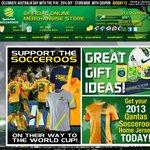 25% off Socceroos Merchandise