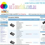 Only $38 Fuji-Xerox 4 Colour Compatible Toner Pack CT201591 Free Shipping on ozTonerInk.com.au