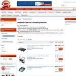 Samsung 840 EVO 120GB $109, 250GB $189, 500GB $389, 750GB $579 Delivered, Asus Slim Laptop $399