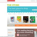 40% off RRP on Books @ Scholastic