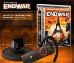 [Expired] Tom Clancy End of War Limited Edition + Offical PS3 Bluetooth Headset $39 Posted!