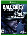 Call of Duty: Ghosts for Xbox One US $14.99 from US MS store