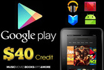 $40 ($20 X 2) Google Play Credit $27.98 @ Ozstock.com.au