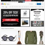 Samsung Galaxy Note 4 or Note 4 Edge - Unlocked The Good Guys or Dick Smith eBay Store from $615 (eBay 20%)