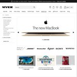 Myer 15% off on Tech Products (Min Spend $99, Excludes Apple Products)