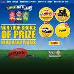 Purchase Smiths - Win A Car/Holiday/TV Package & Rebel Sport GCs