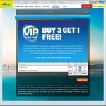 3 Gold Coast Theme Parks Unlimited Entry + Buy 3 Passes Get 1 Free
