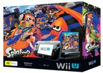 Wii U Console Splatoon Black Premium Pack, $322 Free Shipping @ Fishpond (RRP $359)