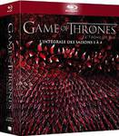Game of Thrones: Seasons 1-4 (Region Free Blu-Ray) $65 AUD Shipped @ Amazon.fr
