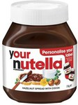 Nutella 750g $5, Aussie Bodies HPLC Chocolate Bar 100g $3.05, Real Foods Corn Thins $1 from Coles