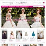 Wedding Party Dresses Sale: 15% Off Site Wide from Thebridalmall.com.au