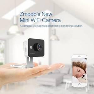 Zmodo 720P HD Wi-Fi Mini Colour Sensor IP Night Vision Cam