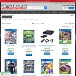 EOFY Sale @ The Gamesmen over 220 Products, PS4/Xbox One FIFA 16 $38, PS4 1TB + DOOM + Uncharted 4 $448