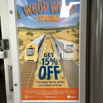 Get 15% off TRANSWA Fares When You Book Online