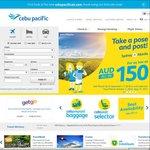 Sydney to Manila $150 One Way or $260.59 Return - Cebu Pacific Air
